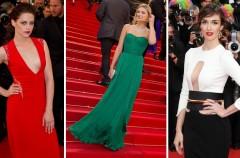 Kreacje gwiazd z Festiwalu Filmowego w Cannes 2012