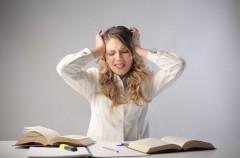 Stres na egzaminie
