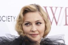 Skandalistka Madonna gwiazdą muzyki!