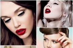 Klasyczny hollywoodzki makijaż