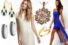 Andrzejkowe stylizacje - w stylu glamour!
