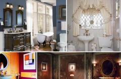 Finezyjna łazienka w 4 odsłonach