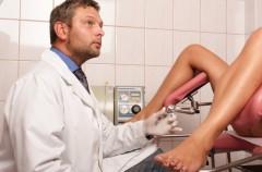 Rodzaj badania-pierwszy raz u ginekologa