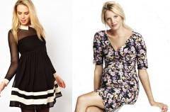 Odzież ciążowa na wiosnę - trendy 2013
