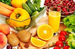 5 porcji warzyw, owoców lub soku w codziennej diecie