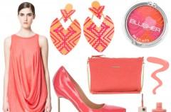 Koralowy - idealny kolor na wiosnę i lato 2013!