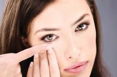 5 rad dla noszących soczewki kontaktowe