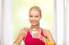 Jogurty w urozmaiconej diecie