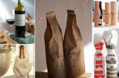 Opakowanie na wino - wyjątkowy pomysł na prezent