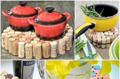 Recykling z pomysłem: korek po winie