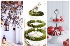 Dekoracje, które rozgrzeją aurę świąt