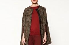 Jesienno-zimowa kolekcja płaszczy i kurtek Zara