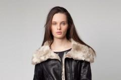 Kurtki, żakiety, płaszcze z kolekcji Bershka wiosna-lato 2012