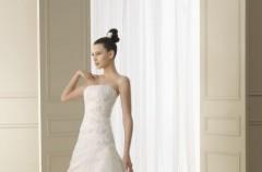 Wytworne suknie ślubne Lunanovias 2012