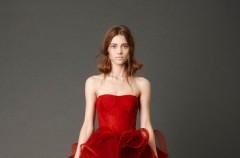 Wyjątkowe suknie ślubne Vera Wang - wiosna 2013