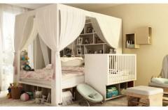 Pomysły na małą sypialnię od Mebli VOX