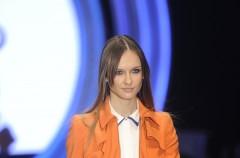 Pokaz kolekcji Pinko podczas wręczenia statuetek Doskonałości Mody 2012