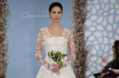Suknie ślubne Oscar de la Renta - wiosna 2014