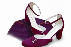 Pantofelki do ślubu firmy Growikar