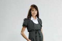 Modna odzież ciążowa firmy LUCIJA