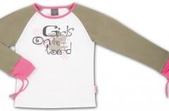 Moda sportowa dla dziewczynek - linia Girls on the Board