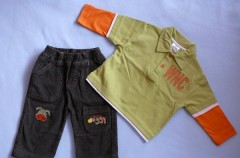 Ubranka dla dzieci firmy Wenice Kids
