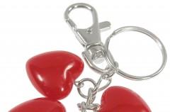 Serce w biżuterii i dodatkach Bijou Brigitte