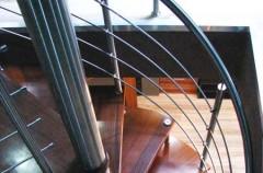 Perfeckt - schody okrągłe i podwieszane