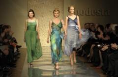 Pokaz jubileuszowy Modesta - lato 2009