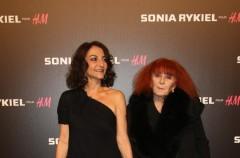 Sonia Rykiel dla H&M - fotorelacja prosto z Paryża