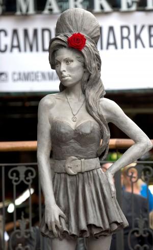 Co sądzisz o pomniku Amy Winehouse?