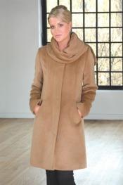 Jesienno-zimowe p�aszcze i kurtki Warmia dla kobiet