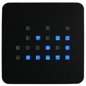 Zegar binarny na ścianę