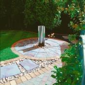 Odnajdź energię w ogrodzie -zdjecie
