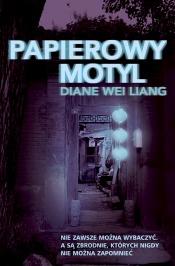 Papierowy motyl Diane Wei Liang