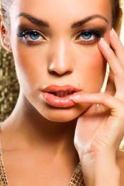 Gdy makijaż się topi