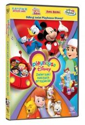 Mądra zabawa, czyli Playhouse Disney na DVD