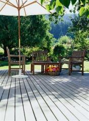 Odnawianie starych powierzchni drewnianych