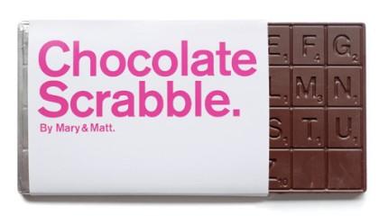 Z miłości do czekolady