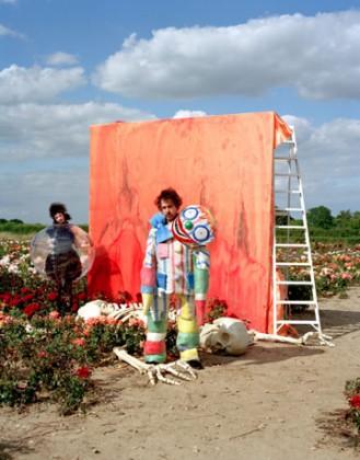 Tim Burton w świecie mody