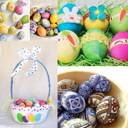 Pomysły z jajkiem