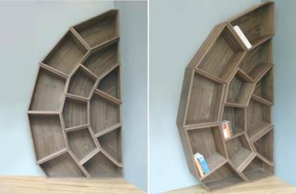 Półki na książki, którym nie można się oprzeć