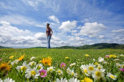 Jak dodać sobie witalności na wiosnę?