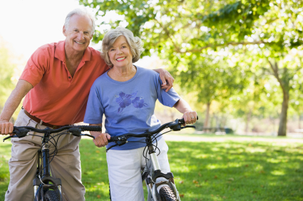 Wybrane dolegliwo�ci uk�adu kr��enia w podesz�ym wieku