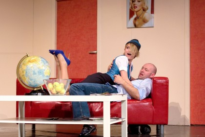 """Broadwayowska sztuka """"Boeing Boeing"""" premierowo w Teatrze Studio Buffo"""