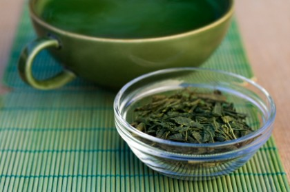 Herbata zielona - samo zdrowie