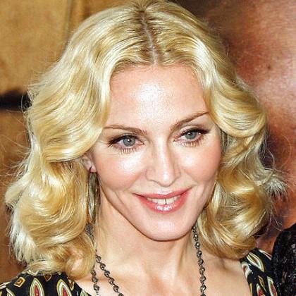 Madonna, zwana królową