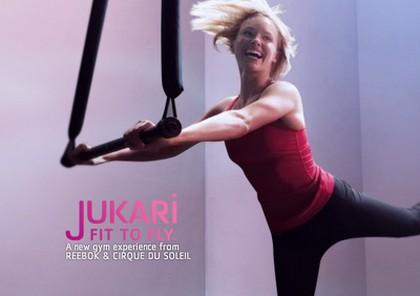 Nowy pomysł na fitness: Jukari