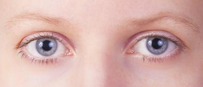 Smokey eyes w różu - kolaż