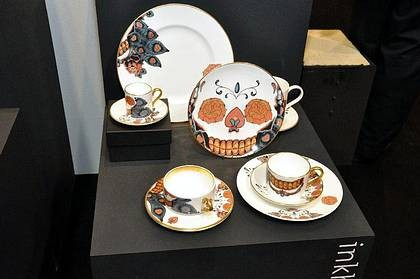 Angielski humor w filiżance herbaty: ceramika The New English